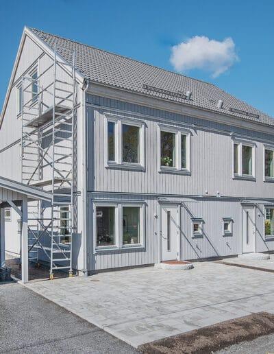 Brf Solbackavägen, Häggvik
