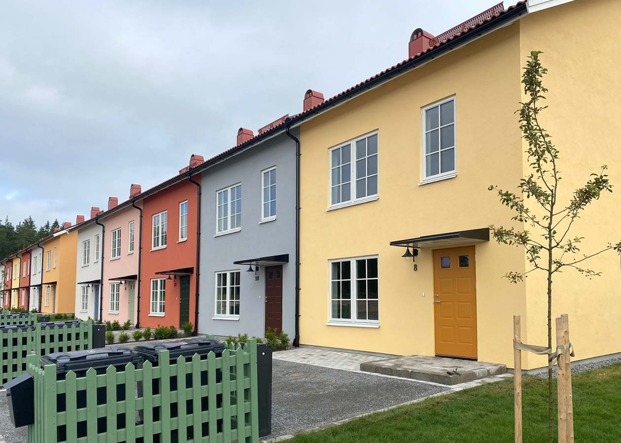 Brf Svarta Hejan, Sölvesborg